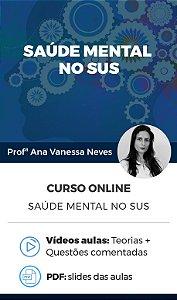 Curso Online - Saúde Mental no SUS