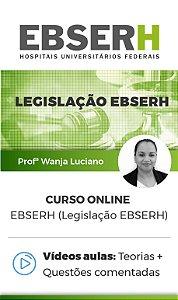 Curso Online - EBSERH (Legislação Ebserh)