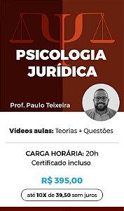 Curso Online - Psicologia Jurídica