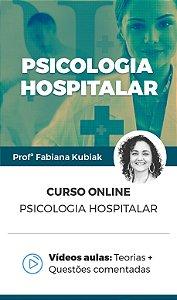 Curso Online - Psicologia Hospitalar