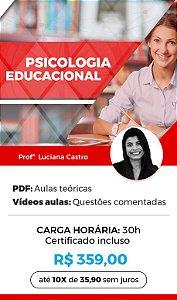 PSICOLOGIA EDUCACIONAL 2017
