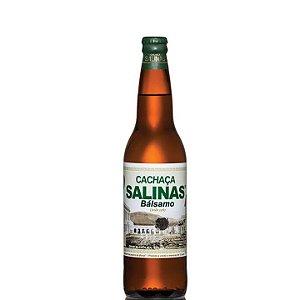 Cachaça Salinas Bálsamo 600ml