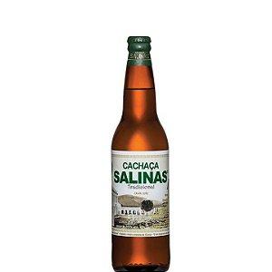 Cachaça Salinas Tradicional 600ml