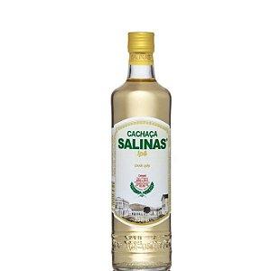 Cachaça Salinas Ypê 700ml