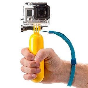 Bastão Flutuante Padrão Para Câmeras Gopro, SJCam, Sony e Câmeras Similares