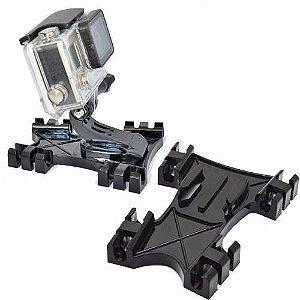 Suporte para Linhas de Kitesurf Compatível com Cãmeras Gopro, SJCam e Câmeras Similares