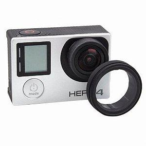 Lente Protetora Similar para câmeras UV Gopro HERO3, HERO3+, HERO4 Silver e HERO4 Black.