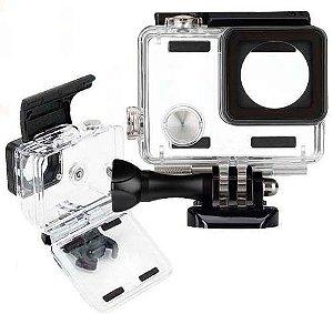 Caixa Padrão Para Câmeras Gopro HERO3, HERO3+ e HERO4 Silver e HERO4 Black