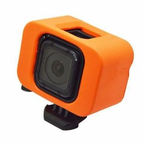 Boia Tipo Caixa ou Float Box Para Gopro HERO4 Session e GoPro HERO5 Session