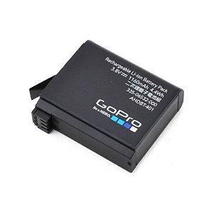 Bateria Original Para Câmeras Gopro HERO4 Silver e HERO4 Black - AHDBT-401 - REEMBALADO!