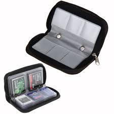 Bolsa, Estojo ou Bag Para Cartões de Memória com Proteção contra eletricidade estática