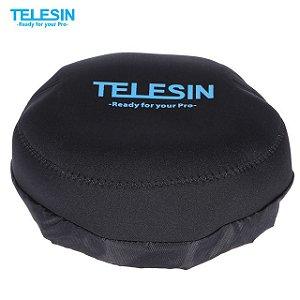 Capa de Proteção para DomeS Telesin de 6 Polegadas