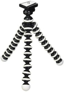 """Tripé Articulado Gorillapod """"M"""" de 25cm Compatível com Câmeras Fotográficas, Gopro, SJCam e Similares."""