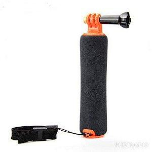 Bastão Flutuante The Handler SIMILAR para câmeras Gopro, SJCam, Sony e similares