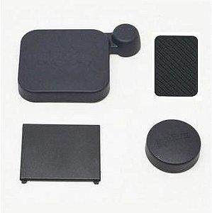 Tampas de Lente, Lateral e traseira para reposição das Câmeras Gopro HERO4 Silver e HERO4 Black