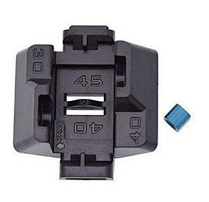 Suporte Multifacetas ou Multiângulos com Adaptador em Alumínio Para Câmeras GoPro