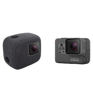 Espuma Acústica para Câmeras GoPro HERO5 Black, HERO6 Black e HERO7 Black