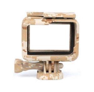 Moldura ou Frame Camuflado para Câmeras GoPro HERO5, HERO6, HERO7 White, Silver e Black