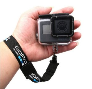 Alça de segurança com Logotipo GoPro - 22,5cm