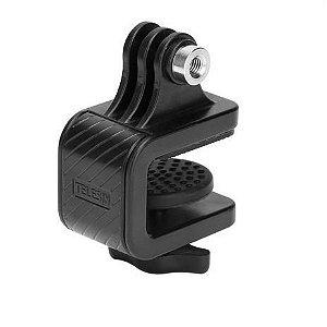 Suporte TELESIN para Skate e Outras Pranchas Compatível com câmeras GoPro, DJi Action Cam, SJCam, Sony e similares