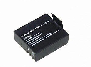 Bateria Para Câmera Sport Action 4k V3 3.7 V 900Mah
