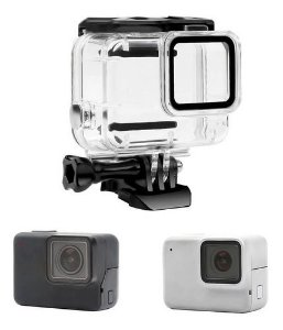 Caixa Estanque SIMILAR Shoot para Gopro HERO7 White e HERO7 Silver