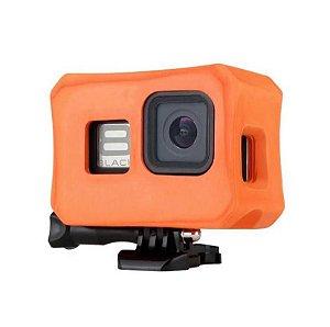 Flutuante Tipo Caixa ou Float Box Compatível com Câmeras GoPro HERO8 Black