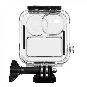 Caixa estanque 20 metros com Touch para Câmeras GoPro MAX 360