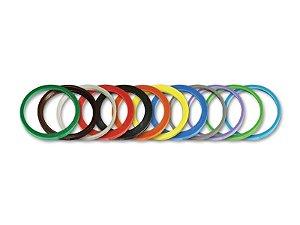 Jogo de Anéis centralizadores (4 unidades)