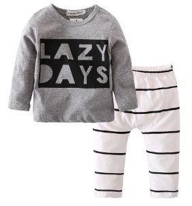 Conjunto Lazy Days