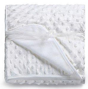 Manta Soft Luxo para bebê