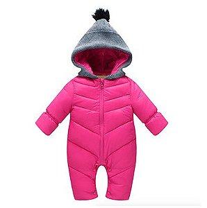 Macacão de Inverno Girl (PINK)