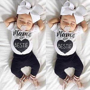 Conjunto de Bebê - Mama's Bestie