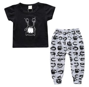 Conjunto de Bebê - Monsters
