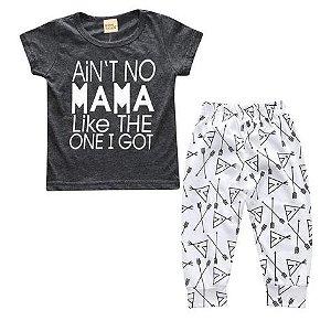 Conjunto de Bebê - Mama Like