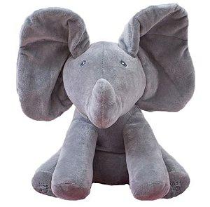 Elefante Animado (toca música)