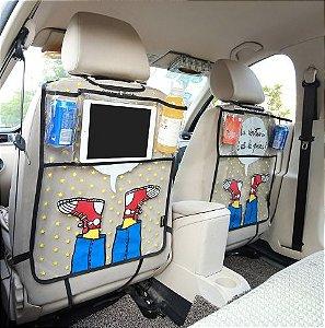 Organizador infantil para carro (ESTRELINHAS)
