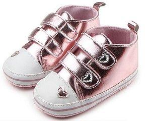 Tênis de menina - Pink Janie
