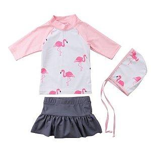 Kit roupa de praia - Alice