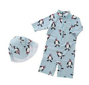 Macaquinho de Praia - Pinguim