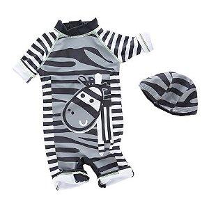 Macaquinho de praia - Zebra