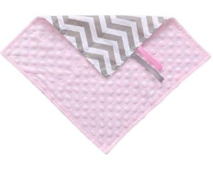 Babinha - chevron pink