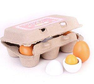 Caixa de Ovos - 6 peças