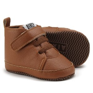 Tênis de bebê - Dad Shoes brown