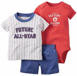 Conjunto de menino - All Star Summer