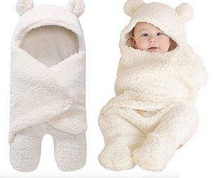 Saco de Dormir Fofinho - 100% algodão