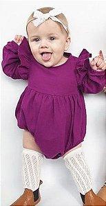Body para Bebê - Nina