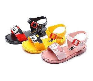 Mini sandália Mickey