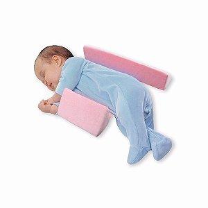 Almofada anti rolamento para bebê