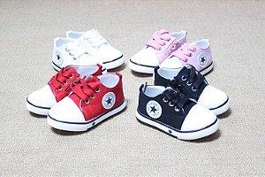 Tênis de bebê - Baby sneaker